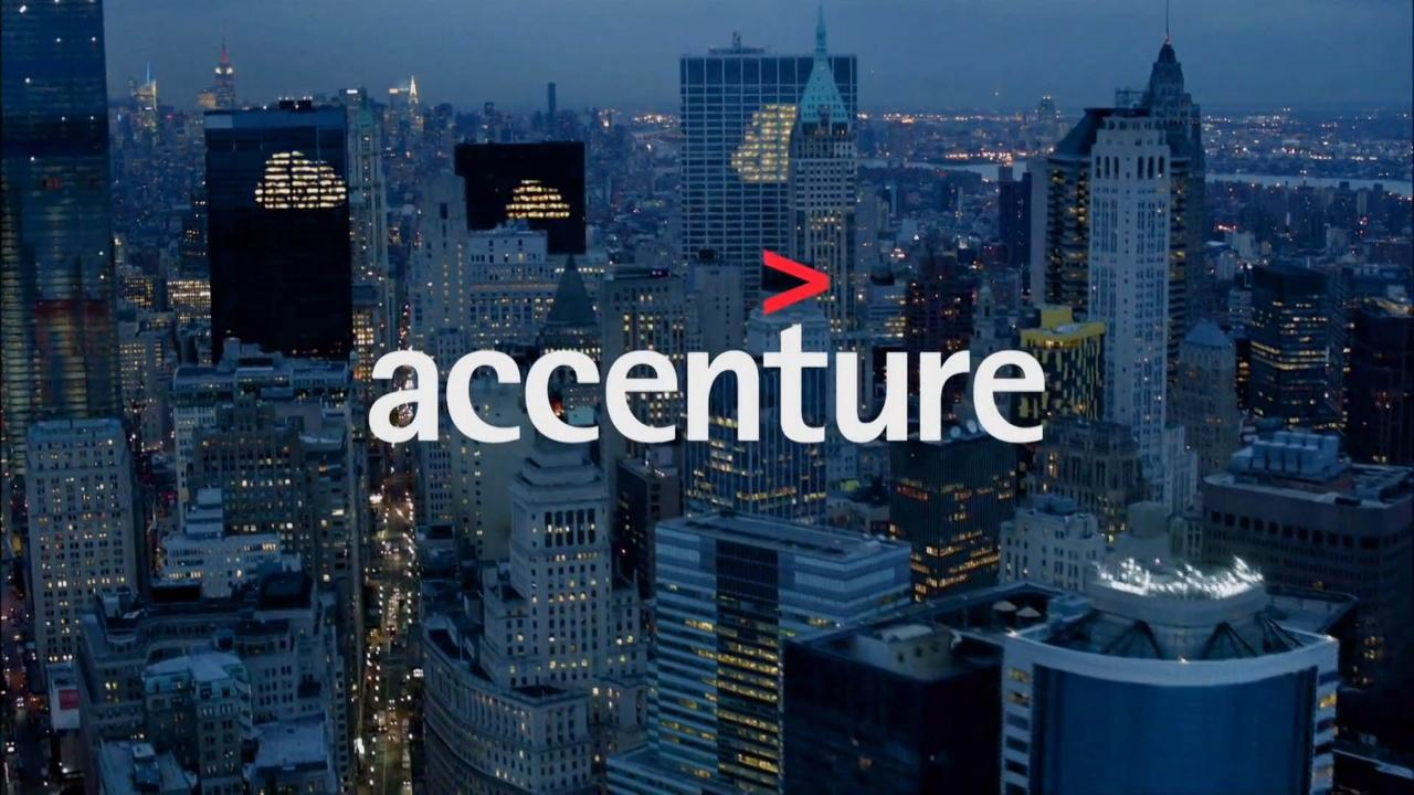 Accenture: The Customer Journey with Oracle IaaS