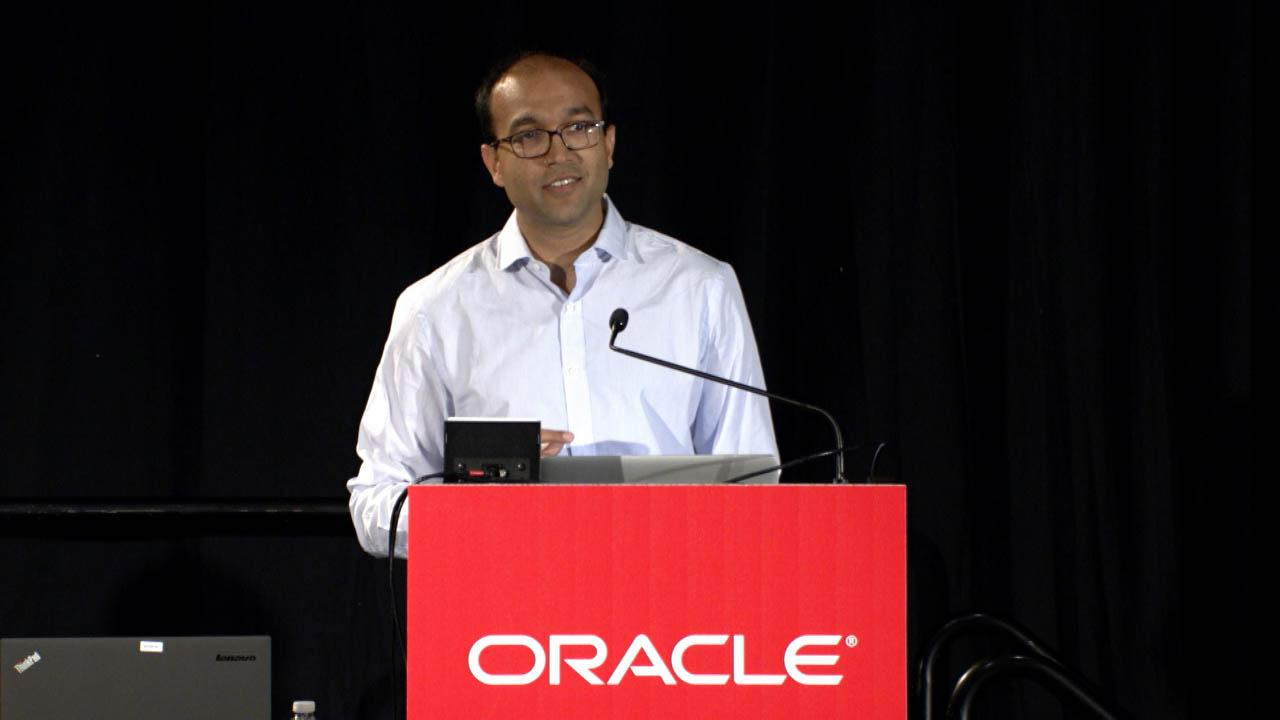 Big Data on Oracle Bare Metal Cloud OOW16