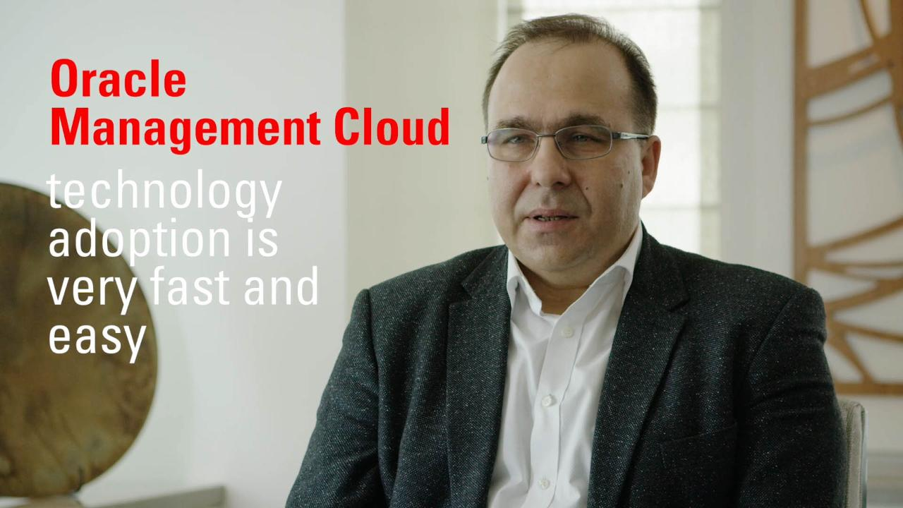 FORS Experiences the Benefits of the Oracle Management Cloud