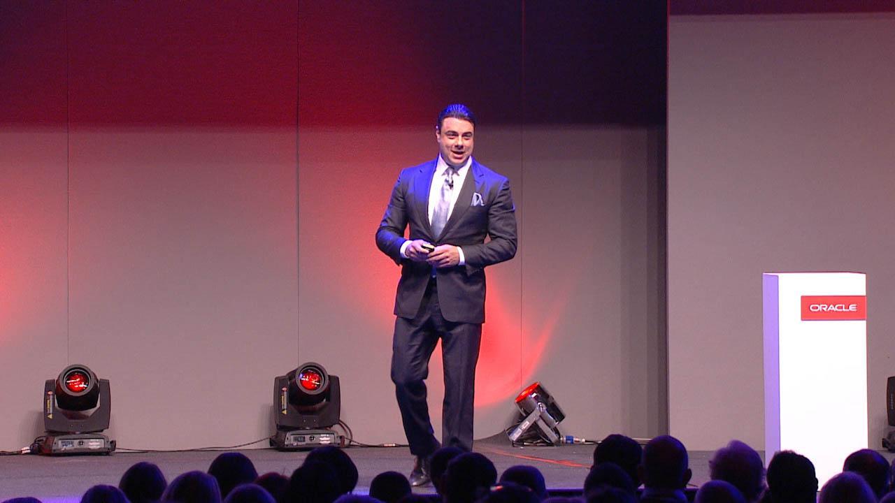 Modern Business Experience: Steve Daheeb's Keynote