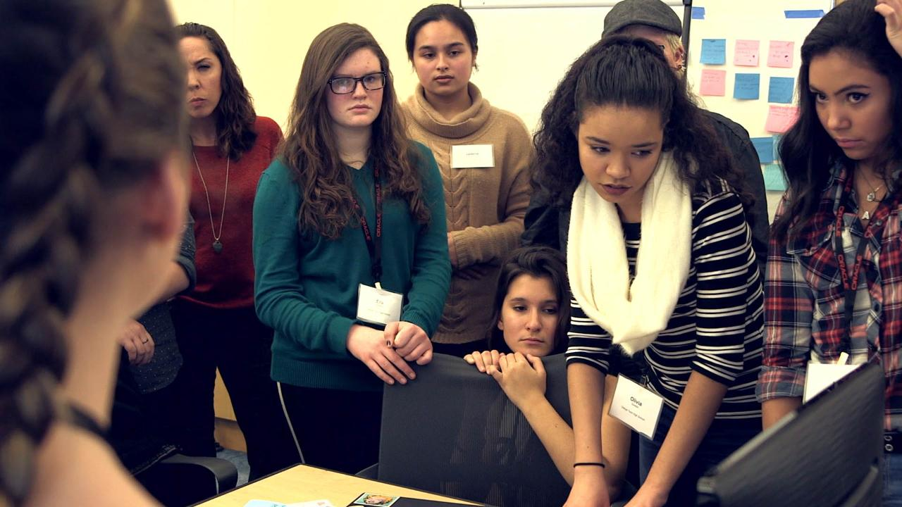 Gorillas in the Classroom: Teen Data Scientists' Discoveries