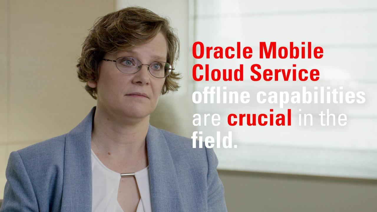 Rogers Group Empowers Employees: Oracle Mobile Cloud Service
