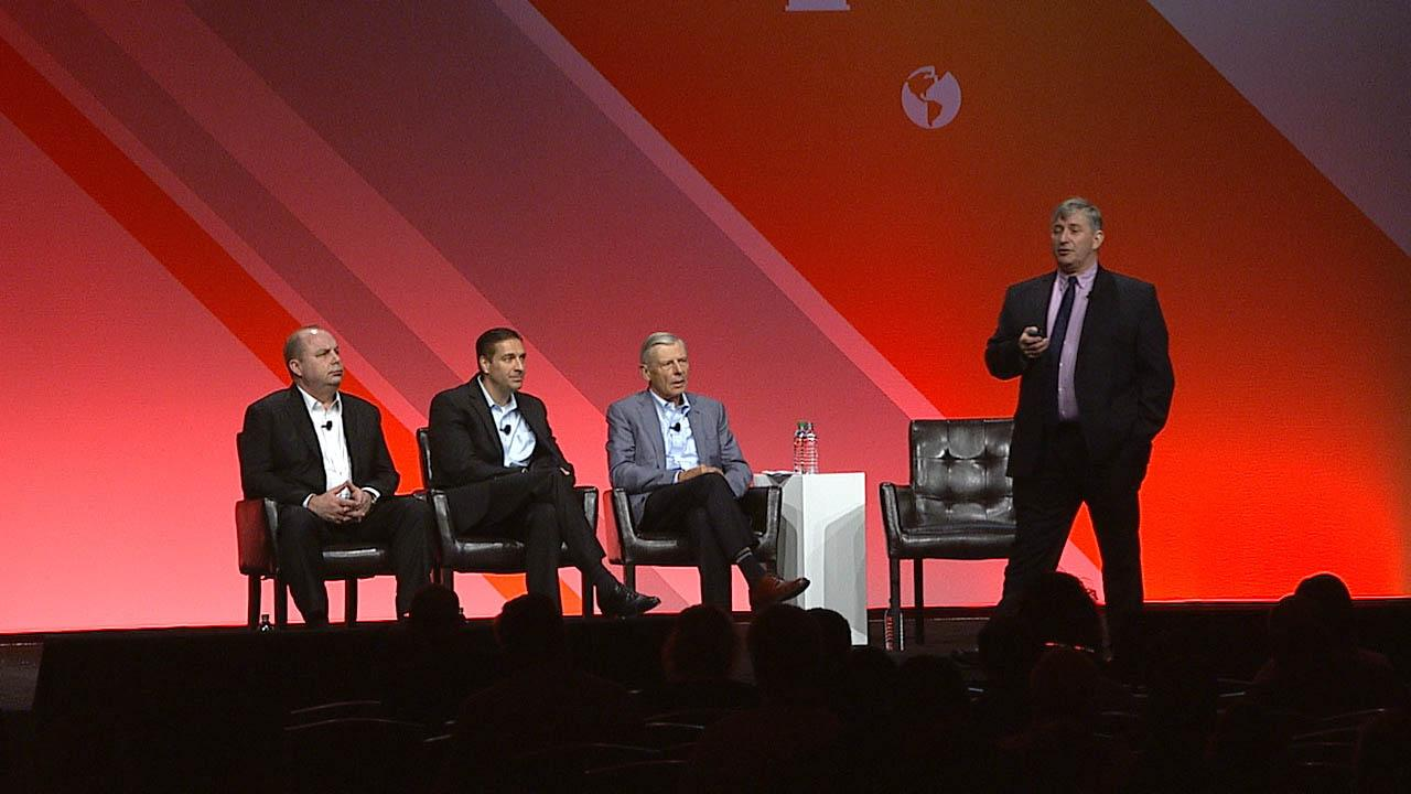 End-to-End Supply Chain – Oracle MSCE 2017 Keynote Highlight
