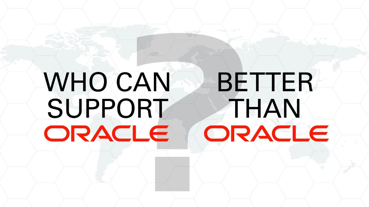 Oracle Cloud Priority Support