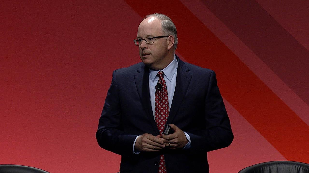 Dave Donatelli – Oracle MSCE 2017 Keynote Highlight