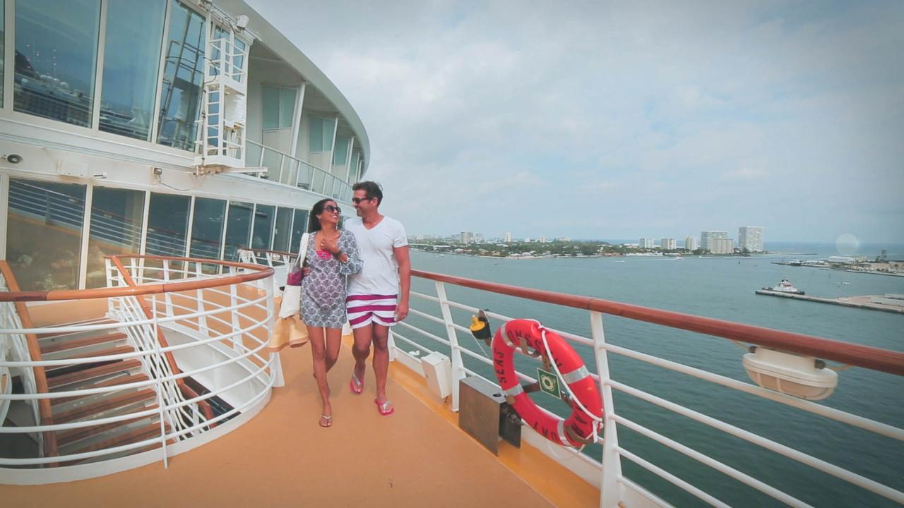 iCrew Helps Enhance the Cruise Passenger Experience