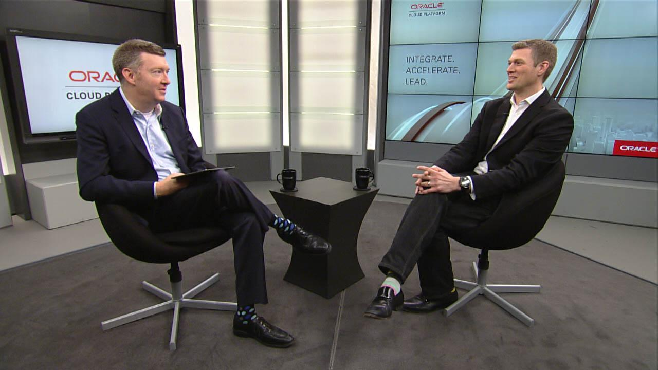 Oracle and Accenture Talk Data Management in the Cloud