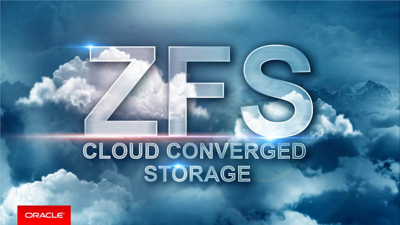 Oracle ZFS Storage: Cloud Converged and High Performance NAS
