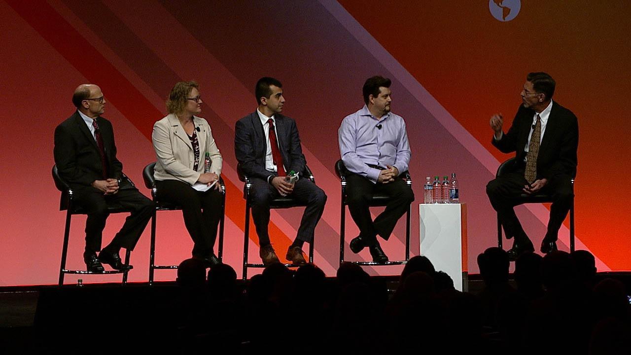 Customer Panel Keynote at Oracle MSCE 2017
