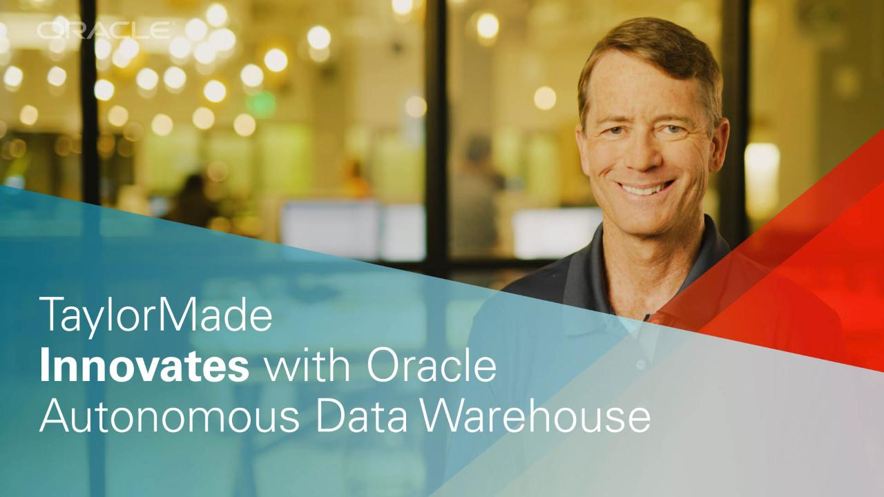 Data Warehouse and Enterprise Data Warehouse (EDW) Solutions | Oracle