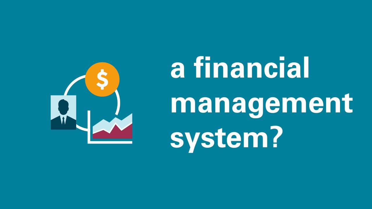 Financial Management System | Oracle